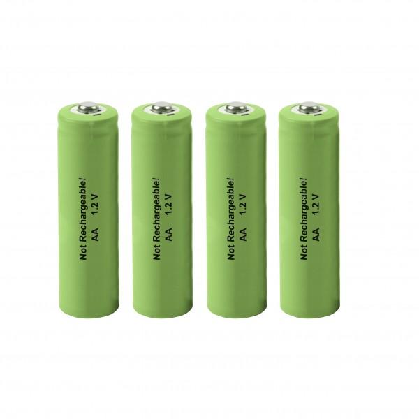 Batterien 4er Set für 62500