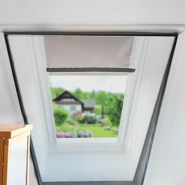Insekten-Schutz-Gitter – das Fliegen- und Moskitonetz zum Durchgreifen für Dachfenster von Gardigo
