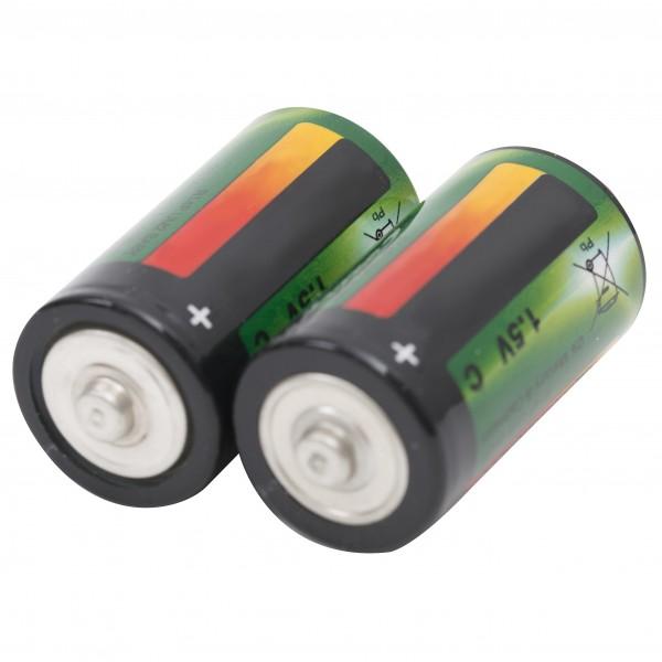 Ersatz-Batterie C 2er-Set, 1,5 V für die Artikel 78302 und 78303