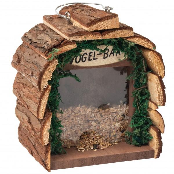 Vogel-Bar – Die Futterstation mit gemütlichem Ambiente und ausreichend Verpflegung im Winter von Gardigo