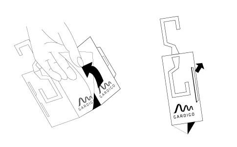 Funktionsweise der Kleidermottenfalle