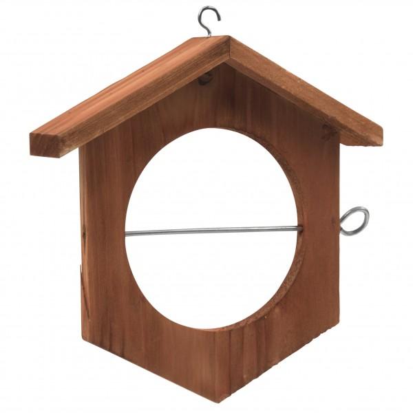 Apfel Futterstation für Vögel