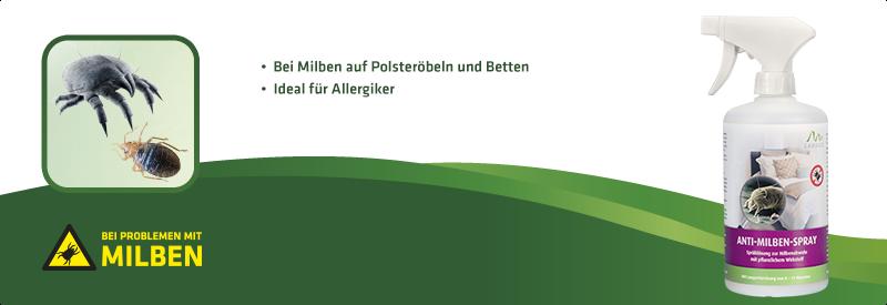 Anti-Milben-Spray