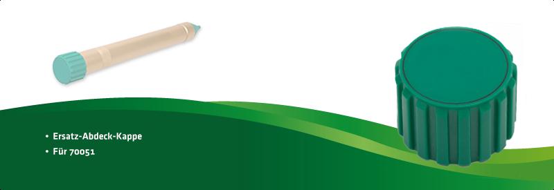 Ersatz-Abdeck-Kappe, grün