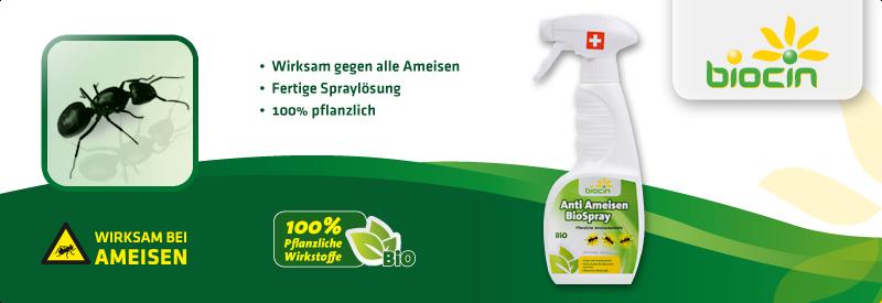 Anti Ameisen BioSpray