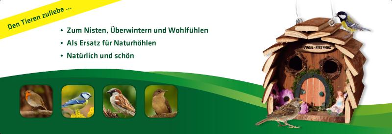 Vogel-Nisthaus