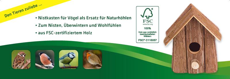 Vogelhaus Natur